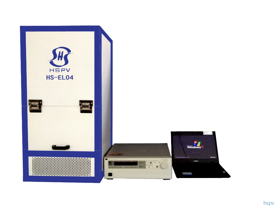 HSEL04 太阳单片电池EL缺陷检测仪