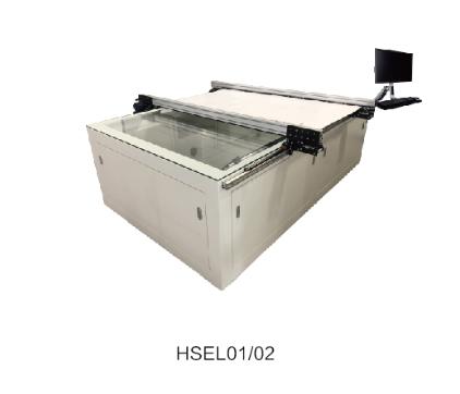 HSEL01 半自动太阳电池组件EL缺陷检测仪
