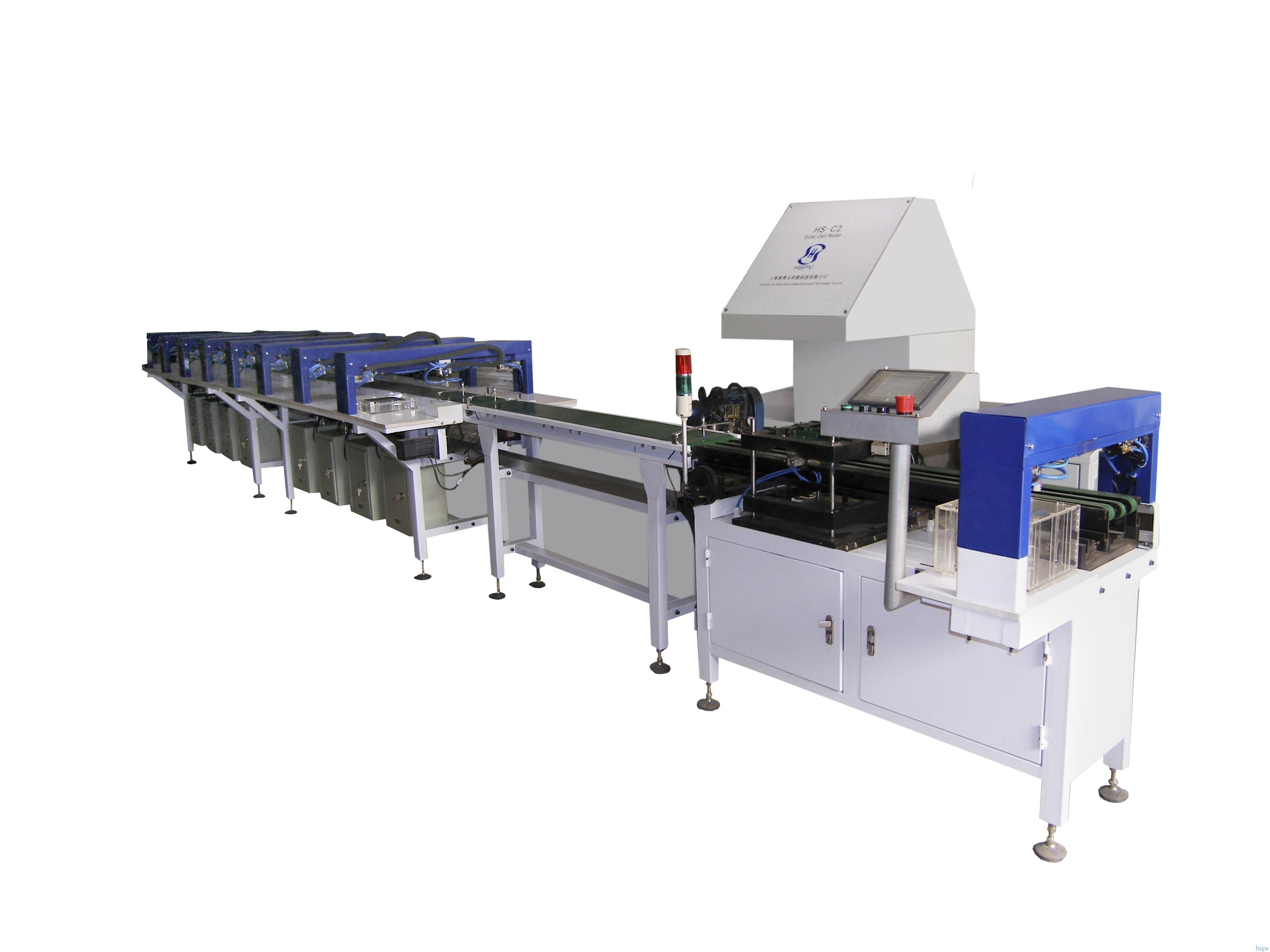 HSC2 全自动太阳电池测试分选机