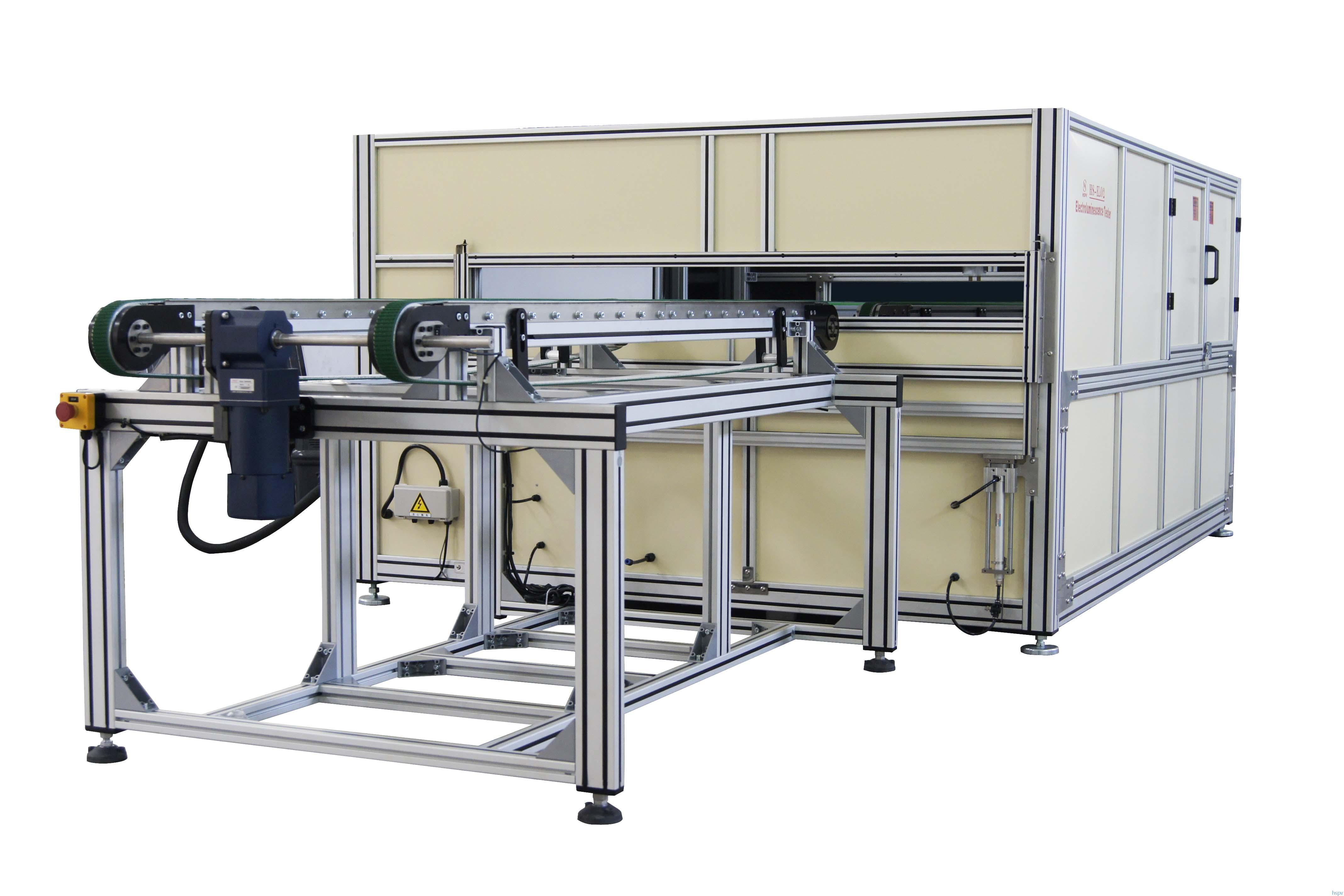 HSEL02 全自动太阳电池组件EL缺陷检测仪